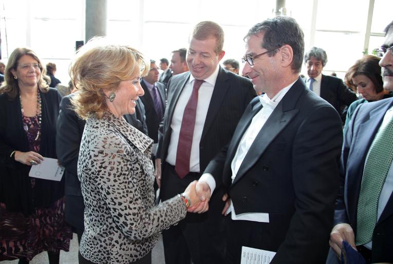 La Presidenta y el Embajador de EE.UU